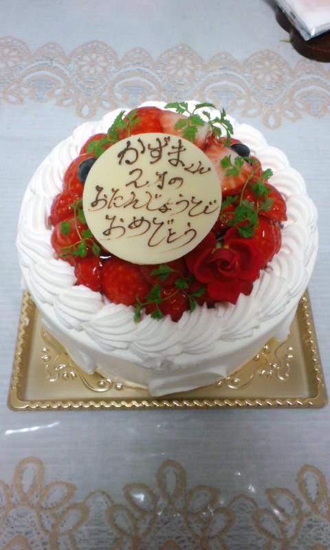 2才のお誕生日
